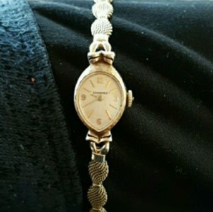 Vintage ladies longines watch